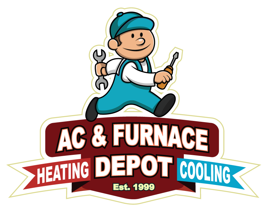 AC & Furnace Depot Repairs Thornhill & Scarborough Logo